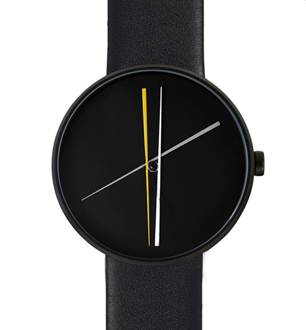 Crossover Watch by Denis Guidone, Available At CKIE