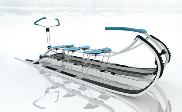 Different Types of Sleds
