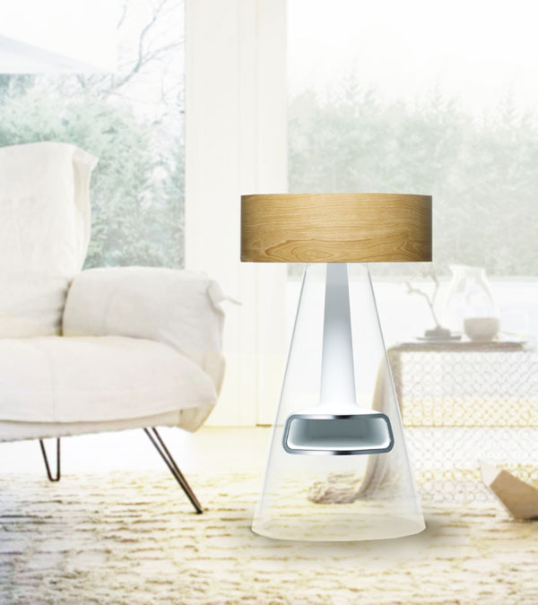 Purion - Air Purifier by Wongyung Lee