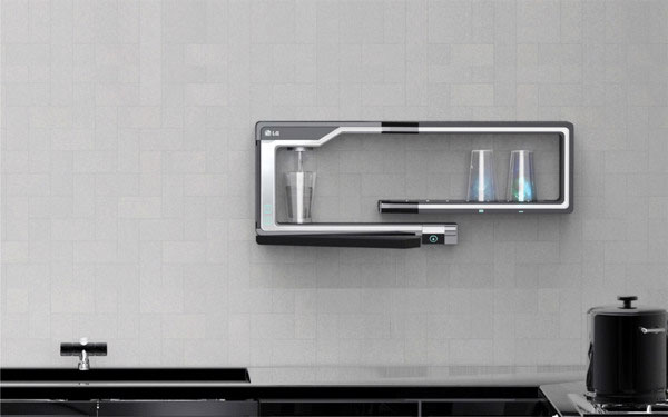 S2 Water Purifier by Jung Hyun Min