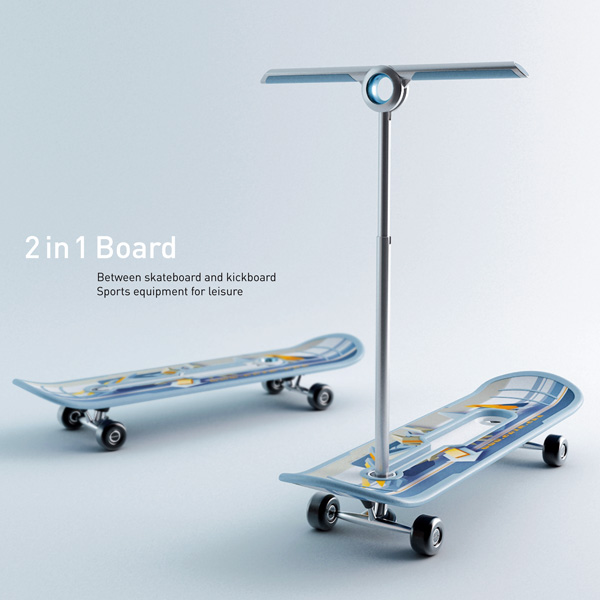 2 – n – 1 Board by Jeong Woo Park