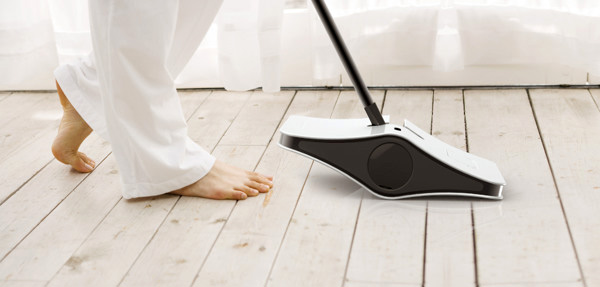 Dual Cleaner - Vacuum and Steam Cleaner by Jung Hyun Min