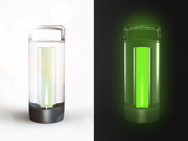 Glow - Lamp by Jon Liow