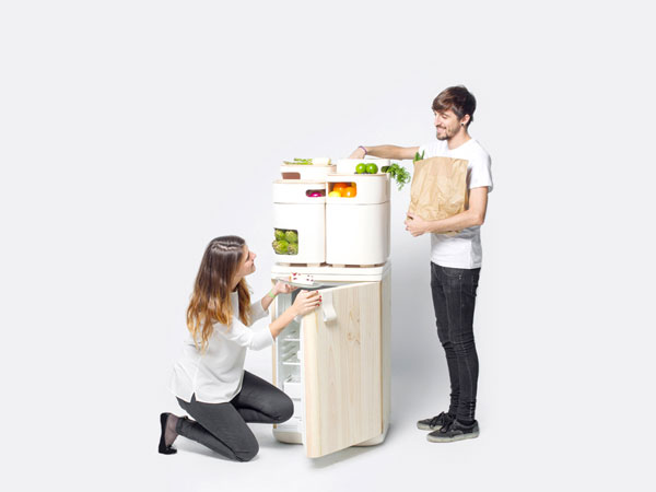 OLTU - Food Storage by Fabio Molinas