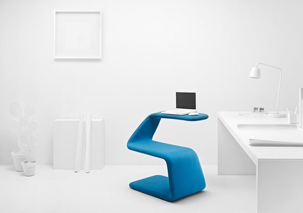 Sissi - Multitasking Chair by DesignYouEdit