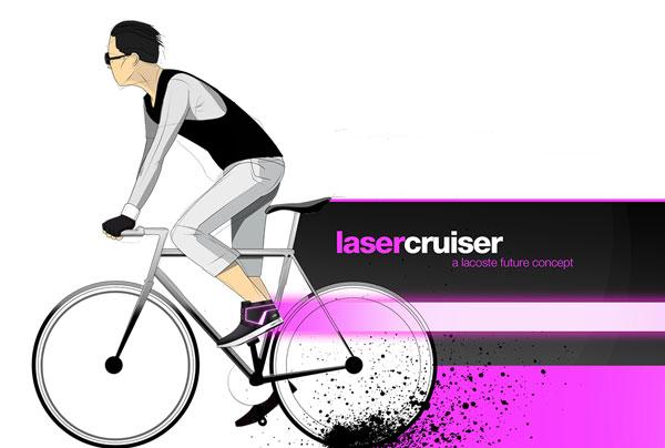Lacoste Laser Cruiser - Shoe by Ádám Nagy