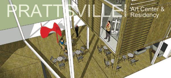 Prattsville Art Center by Andrea Salvini