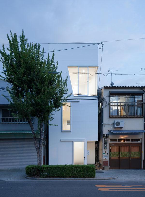 Projeto De Casa Com Tr S Andares Em Terreno Estreito E