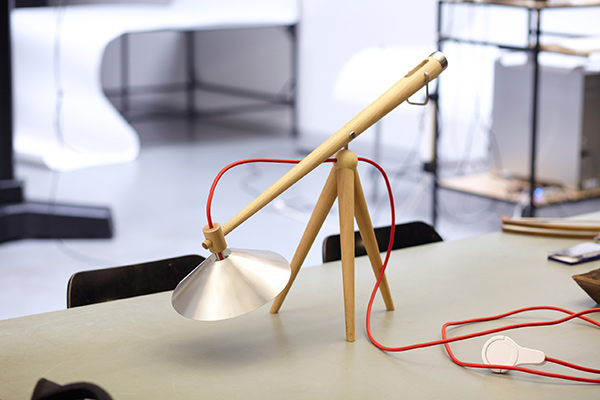 Balance - Lamp by Weng Xinyu