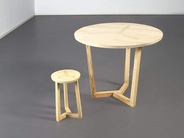 TER - Table by Christian Ferrara