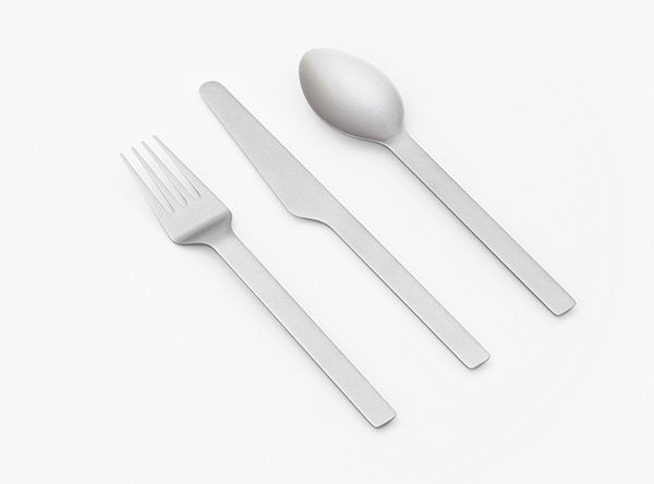 EDGE cutlery by Quentin de Coster