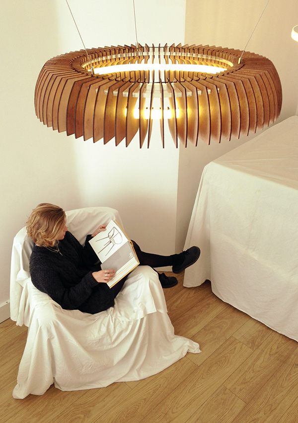 Spinal Lamp