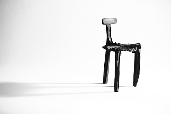 Noize Chair by Estudio Guto Requena
