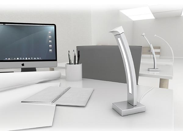 Curve - Lamp by Fatma Köstekli