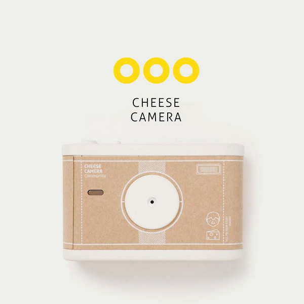 Cheese Camera by Jae Jin Lee