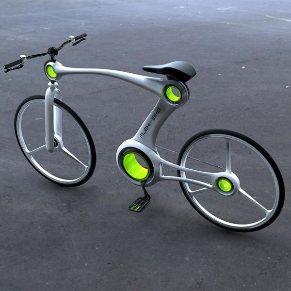 Flexi-Bike by Hoon Yoon