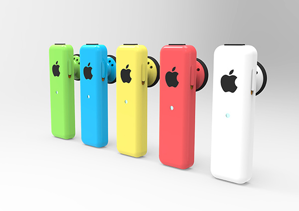 iPhone 5s & 5c Bluetooth Headsets by David Stockton
