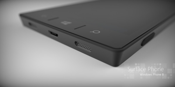 Surface Inspired Phone
