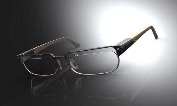 Nexus Glasses and Nexus TV Concept Design by Phone Designer, aka Jonas Dahnert