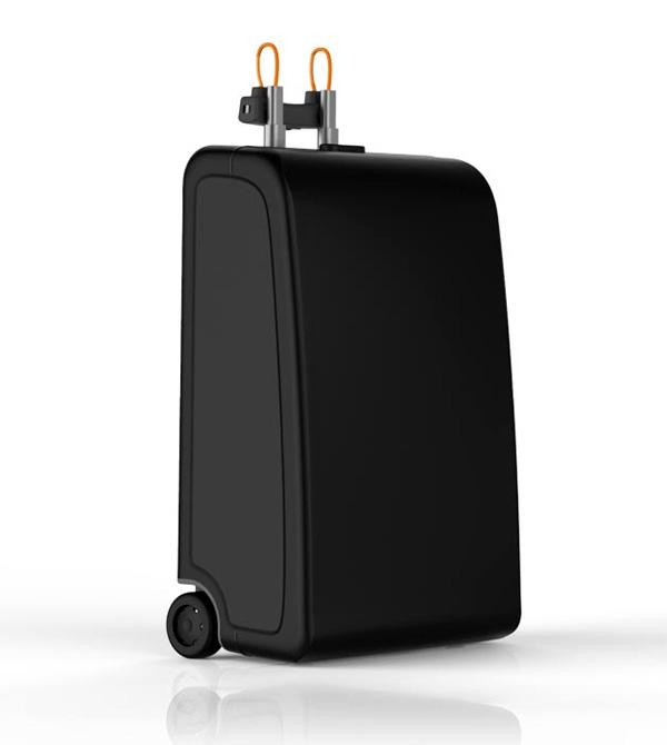 Luggage Sitter – Airport-safe Bags by Huang Yichen, Lu Nannan, Meng Luhua, Pang ShengLi, Shen Yuebo, Shuai Yingbin, Xu Wei & Zhang Yuchen