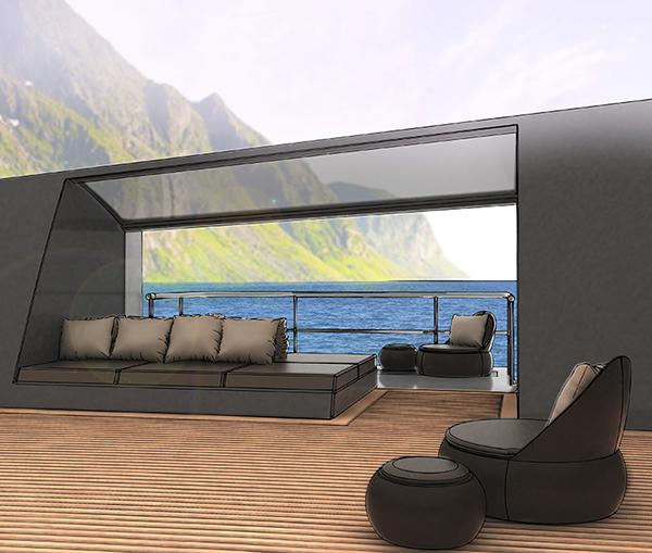 Hyperactivity Yacht