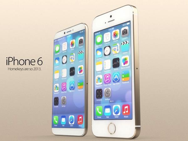 iPhone 6 Concept by Martin Hajek & Steve Hemmerstoffer