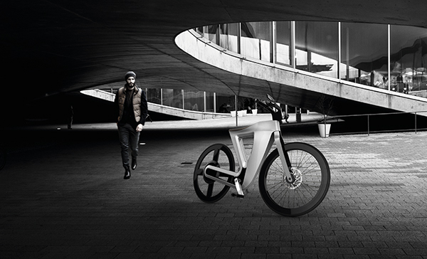The 13th Bike by Francois Baptista