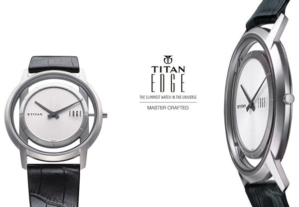 Titan Watch Edge Price.com