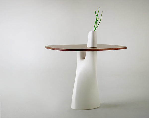 Treeangle Table by Anna Strupinkskaya