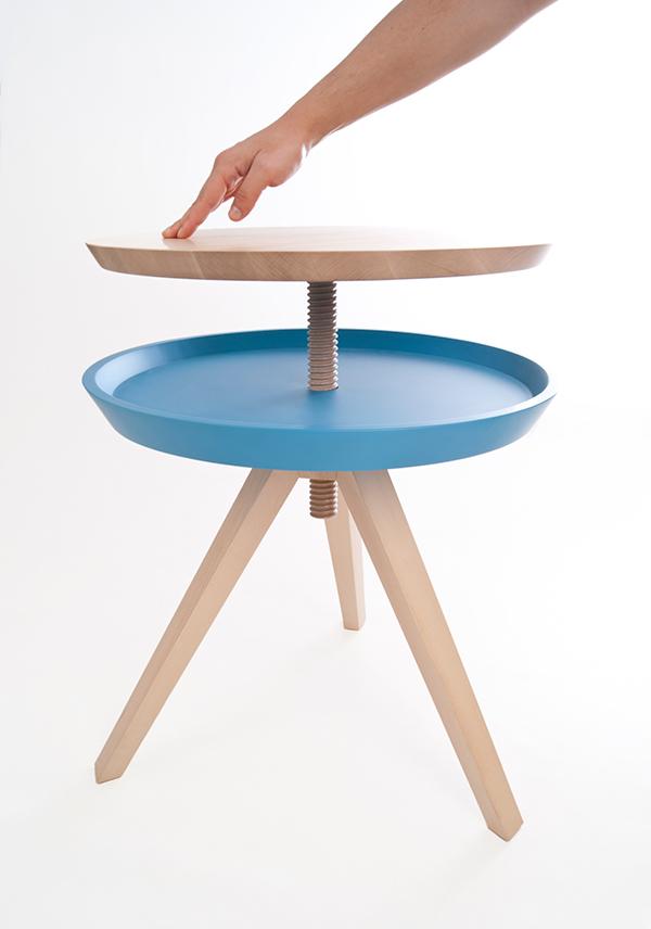 Twist it Table