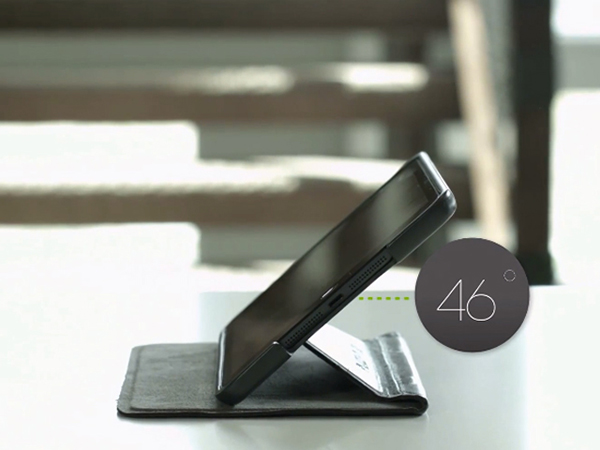 Flux+Flap - iPad Case by Kenny Trythall + newFlux