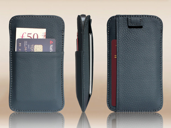 Dressing Up The iPhone 5/5S With Windsor Wallet Sleeve