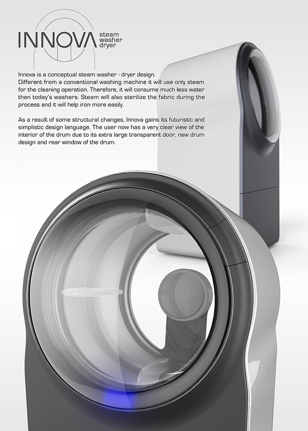 Future Of Washing Yanko Design