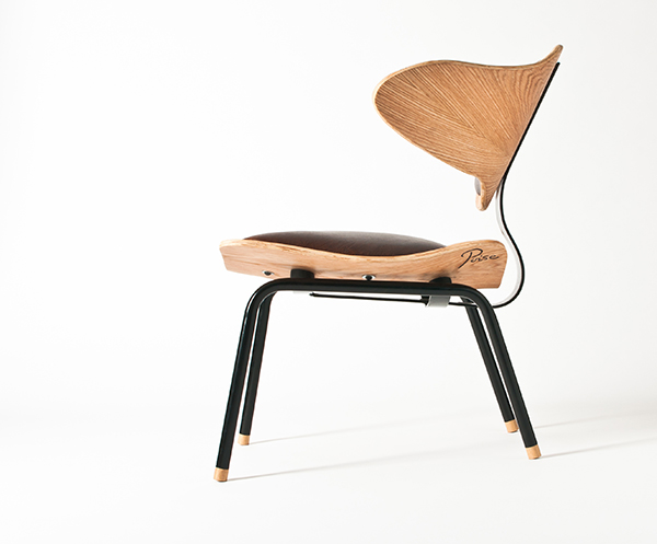 Poise Chair by Louw Roets