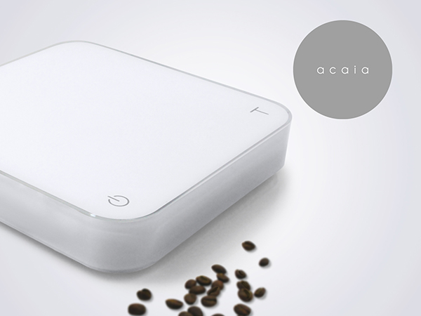 Acaia - Minimalist Coffee Brewing Scale by Aaron Fujiki Takao