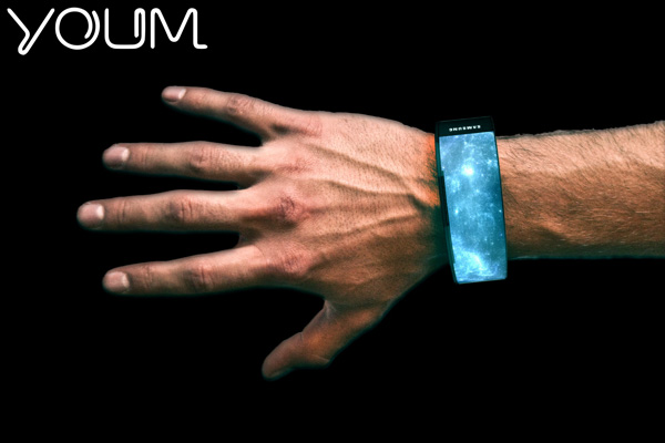 Samsung YOUM Smartwatch by Ian Nott
