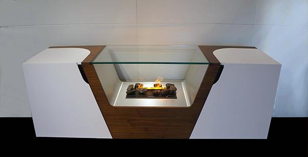 Murazzi - Fireplace by Davide Tonizzo