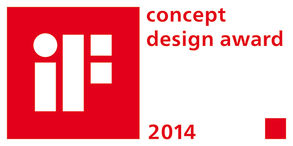 The iF concept design award 2014