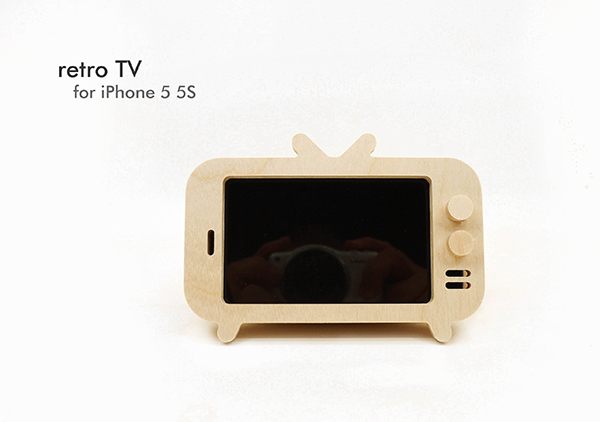 Retro TV for iPhone by O'LIVEFACTORY