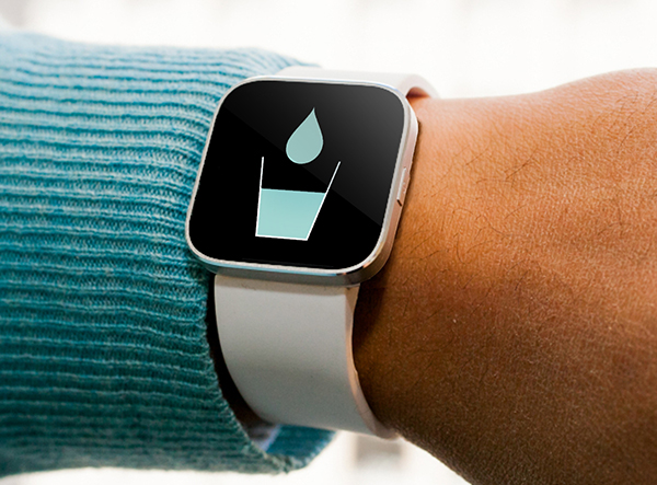 Wearable Water Reminder
