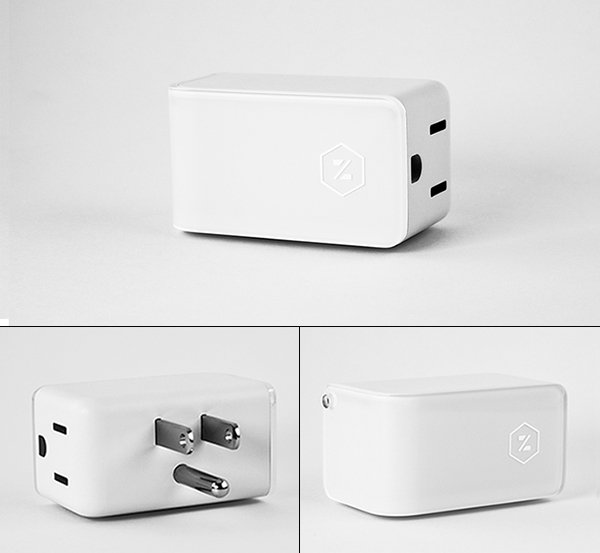 Zuli - Bluetooth Enabled Smart Plug