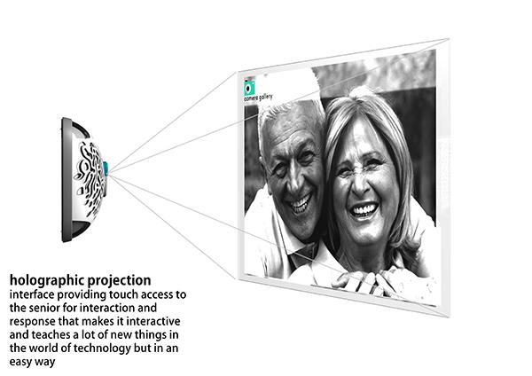 Virtual Companion for Grandparents