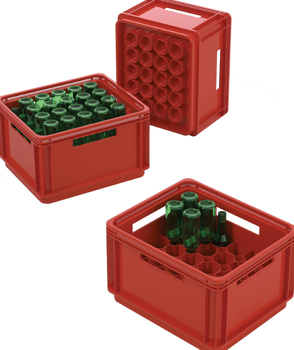 Bottle Crate and their stories - image  on http://bestdesignews.com