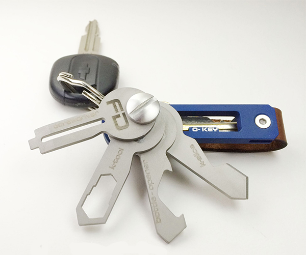 The Macgyver Of Keychains Yanko Design