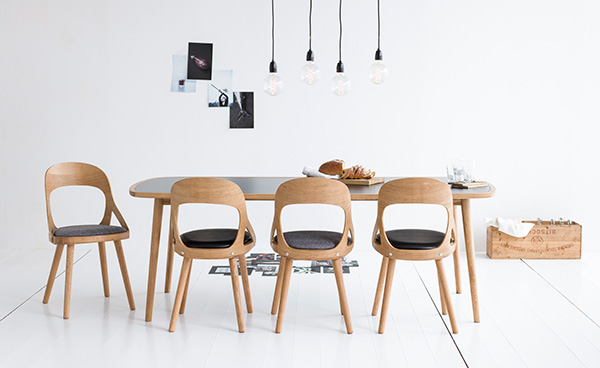 Colibri - Chair by Markus Johansson for Hans K.