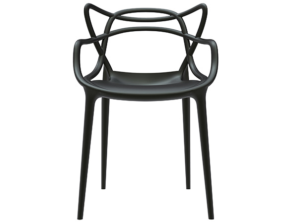 Masters Chair & Stool by Eugini Quitllet
