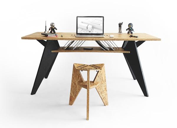 Viva Desk by SHIFT