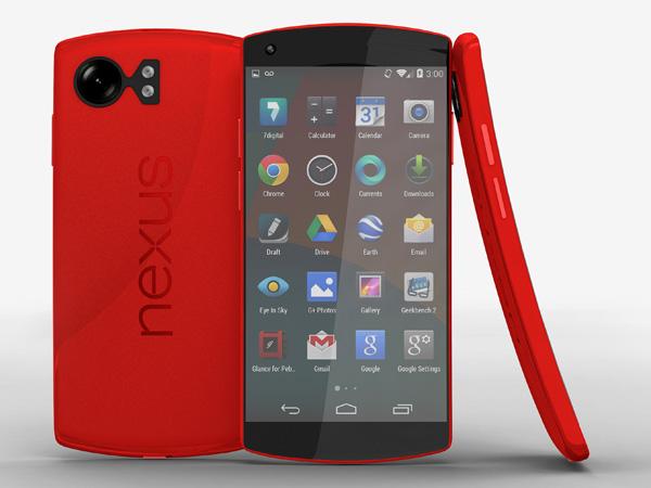 Nexus Smartphone Concept by 91mobiles
