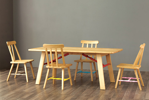 Affoltern Table by Leonhard Pfeifer