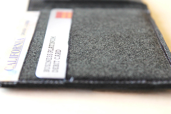 TwinFold Wallet by Trofeo Design